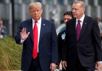 Erdoğan ile Trump telefonda görüştü: İkili ilişkiler ve Suriye'de güvenli bölge oluşturulması ele alındı