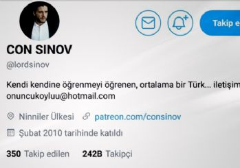 'Türkiye çok dikkatli olmalı' Con Sınov'la gündeme dair