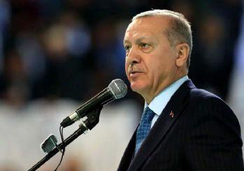Erdoğan'dan güvenli bölge yorumu: Olumlu bakıyorum