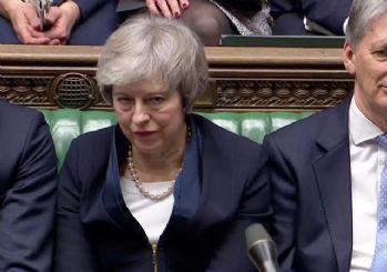 İngiltere parlamentosu, Brexit Anlaşması'na 'Hayır' dedi