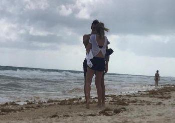 Şeyma ve sevgilisi Phuket'te!
