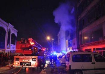 Ankara Siteler'de yangın: Suriye uyruklu 5 işçi hayatını kaybetti