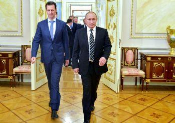 Suriye yeniden inşa edilecek! İhaleler Rusların