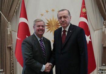 Erdoğan-Graham görüşmesi sona erdi