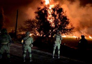 Meksika'da patlama: 20 kişi hayatını kaybetti