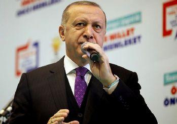Erdoğan: Sabrımız sınırsız değildir!