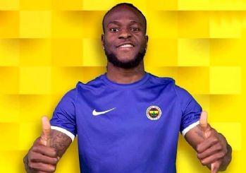 Mutlu son! Victor Moses resmen Fenerbahçe'de