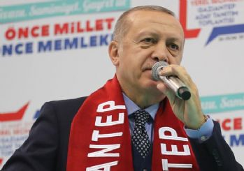 Erdoğan marketlerdeki yüksek fiyatlarla ilgili: Bunun adı tefecilik!