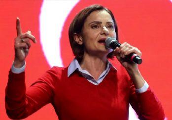 Canan Kaftancıoğlu istifasını geri çekti