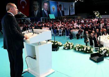Erdoğan: Bu seçimler bir beka seçimine dönüştü