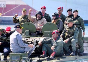 Venezuela'da darbe sesleri! Maduro dünyaya böyle mesaj verdi