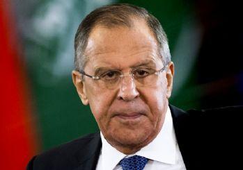 Sergey Lavrov'dan İdlib açıklaması: Rusya Türkiye ile çalışıyor