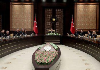 Beştepe'de sinema zirvesi! Yılmaz Erdoğan, Şahan Gökbakar...