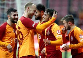 Galatasaray Türkiye Kupası'nda çeyrek finalde
