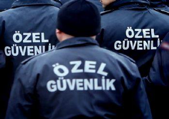 Özel güvenliklere müjde: Sosyal haklarının iyileştirilmesi için kanun teklifi