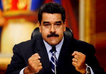 Maduro: Trump beni öldürmek istiyor