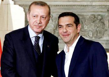 Yunanistan Başbakanı Çipras Türkiye'ye geliyor!