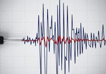 Ege Denizi'nde deprem! Kerpe Adası...