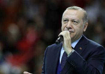 Erdoğan'a kenevirden gömlek hediyesi