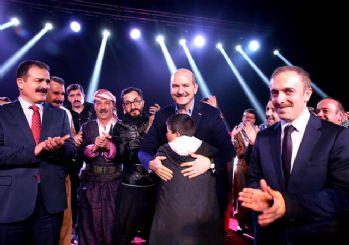 Süleyman Soylu'dan Reng-i Hakkari övgüsü!