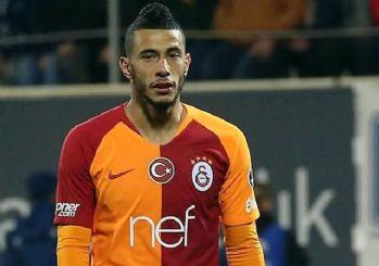 Galatasaraylı taraftarlardan Belhanda'ya tepki!