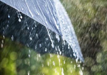 Meteoroloji'den uyarı: Sağanak yağış tüm yurtta