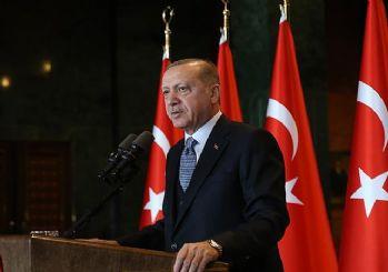 Erdoğan: Her alanda kendi ayaklarımızın üzerinde durmalıyız
