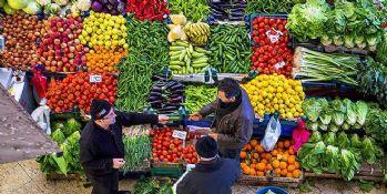 Pazar ve marketleri yüksek fiyatlara müdahale!