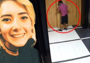 Şule Çet cinayetinde yeni görüntüler yayınlandı