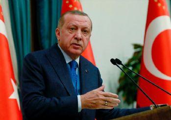 Cumhurbaşkanı Erdoğan ABD'li iş adamlarıyla buluştu