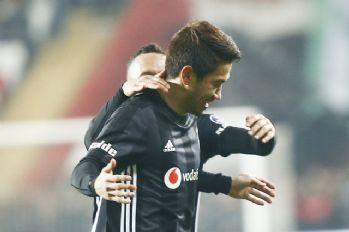 Beşiktaş'tan sansasyonel Kagawa paylaşımı
