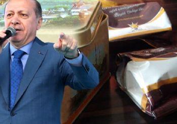 AK Parti'den vatandaşlara poşet çay