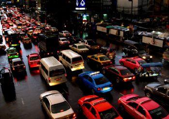 Dünyada trafiğin en çok yaşandığı şehirler! Türkiye bakın kaçıncı sırada...