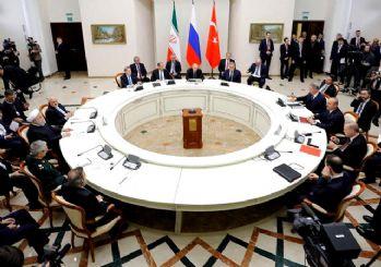 Soçi'de kritik Suriye zirvesi: Müjdeler vereceğimize inanıyorum!