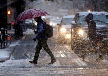 Meteroloji'den bir duyuru daha: Sağanak ve kar uyarısı!