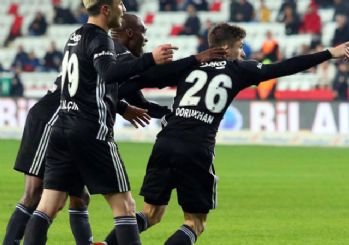 Beşiktaş'ta hedef Yeni Malatyaspor galibiyeti