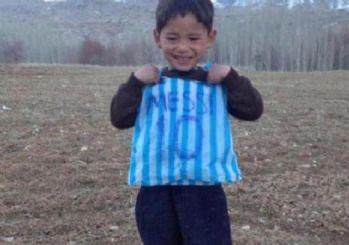Minik Messi için Taliban'dan ölüm tehdidi