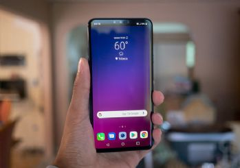 LG'nin 5G destekli telefonunun görüntüleri!
