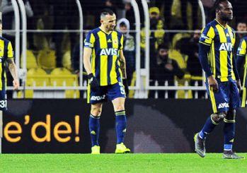 Fenerbahçe 10 kişi kalan Konyaspor'a diş geçiremedi: 1-1