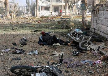 İdlib'de bombalı saldırı! En az 15 ölü, 30 yaralı