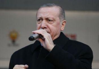 Erdoğan: Terörü bitireceğiz