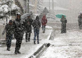 Meteoroloji'den uyarı: Kar geri geliyor!