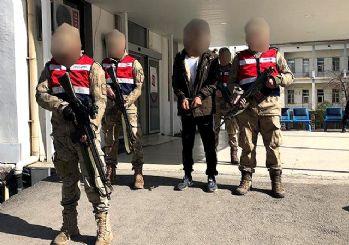 İzmir'de bombacı PKK'lı terörist yakalandı