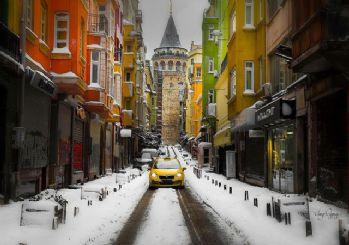 İstanbul için kar uyarısı! Havalar soğuyacak
