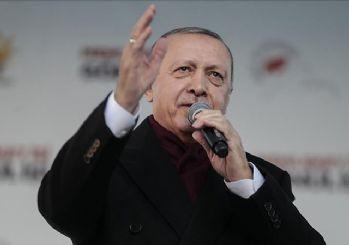 20 bin öğretmen ataması müjdesi! Erdoğan Etimesgut'ta açıkladı