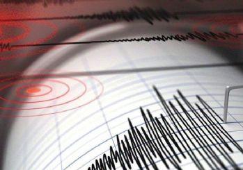 Çanakkale'de 5.5 şiddetinde deprem! Birçok ilde hissedildi