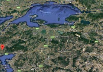 Çanakkale'de 5.5 şiddetinde deprem!
