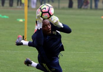 Carlos Kameni'den Fenerbahçe'ye sitem