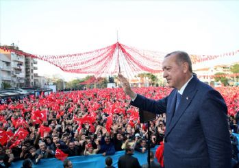 Başkan Erdoğan Manisa'da! 'Zillet ittfakını çökertelim'