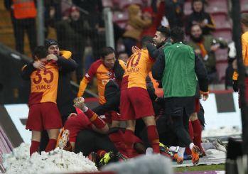 Galatasaray'ın yüzü 90+4'te güldü!